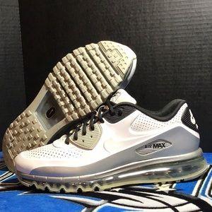 Men's Nike Air Max 90 360 2014 Release sz 12 Rare